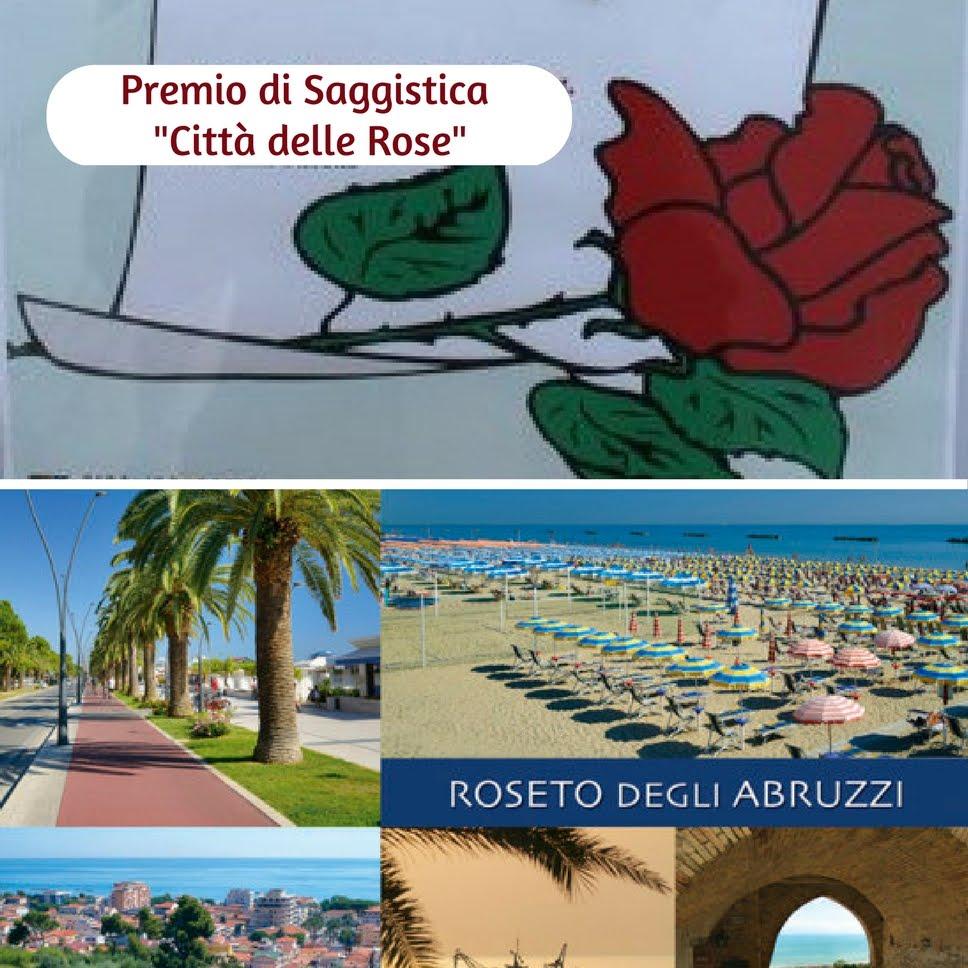 """PREMIO DI SAGGISTICA """"CITTA' DELLE ROSE"""" - COMPOSIZIONE GIURIA"""