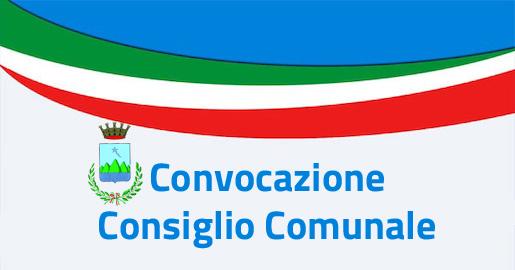 Convocazione Consiglio Comunale del 30 dicembre 2020